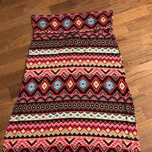 eye candy Dresses - NWOT strapless maxi dress